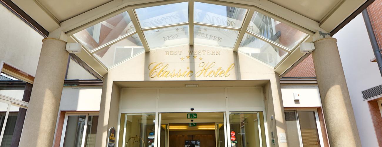 Best Western Classic Hotel 4 Stelle A Reggio Emilia